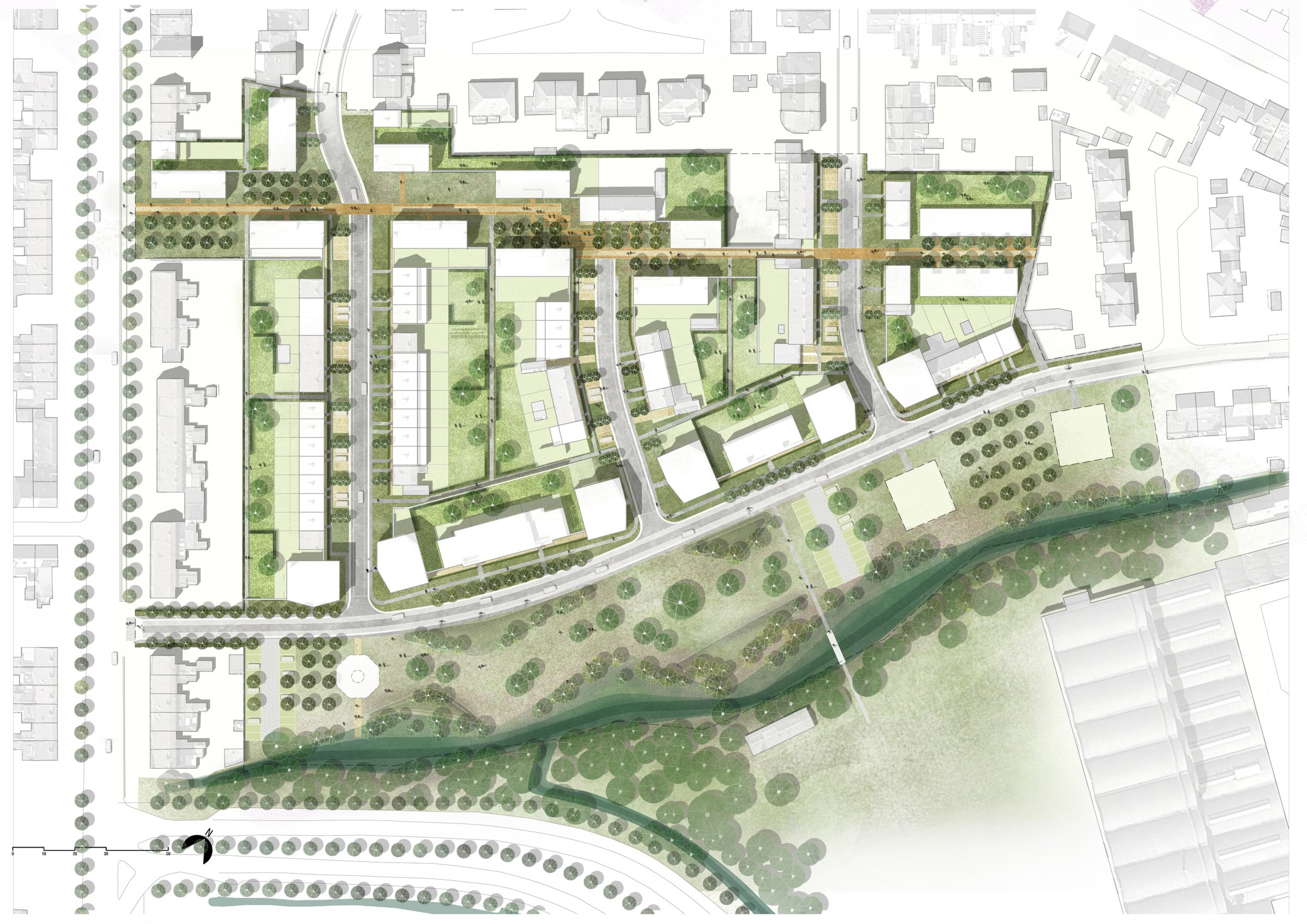 29042019 Zwijndrecht_ masterplan(KD)-1-1000 (A3) FINAL
